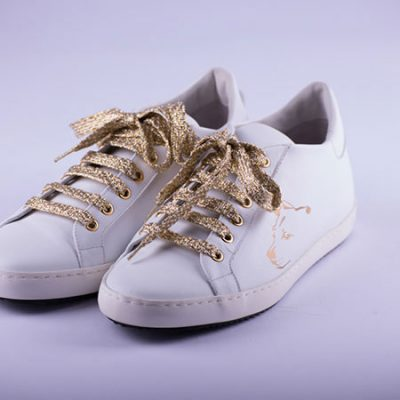 Tampografia su scarpe