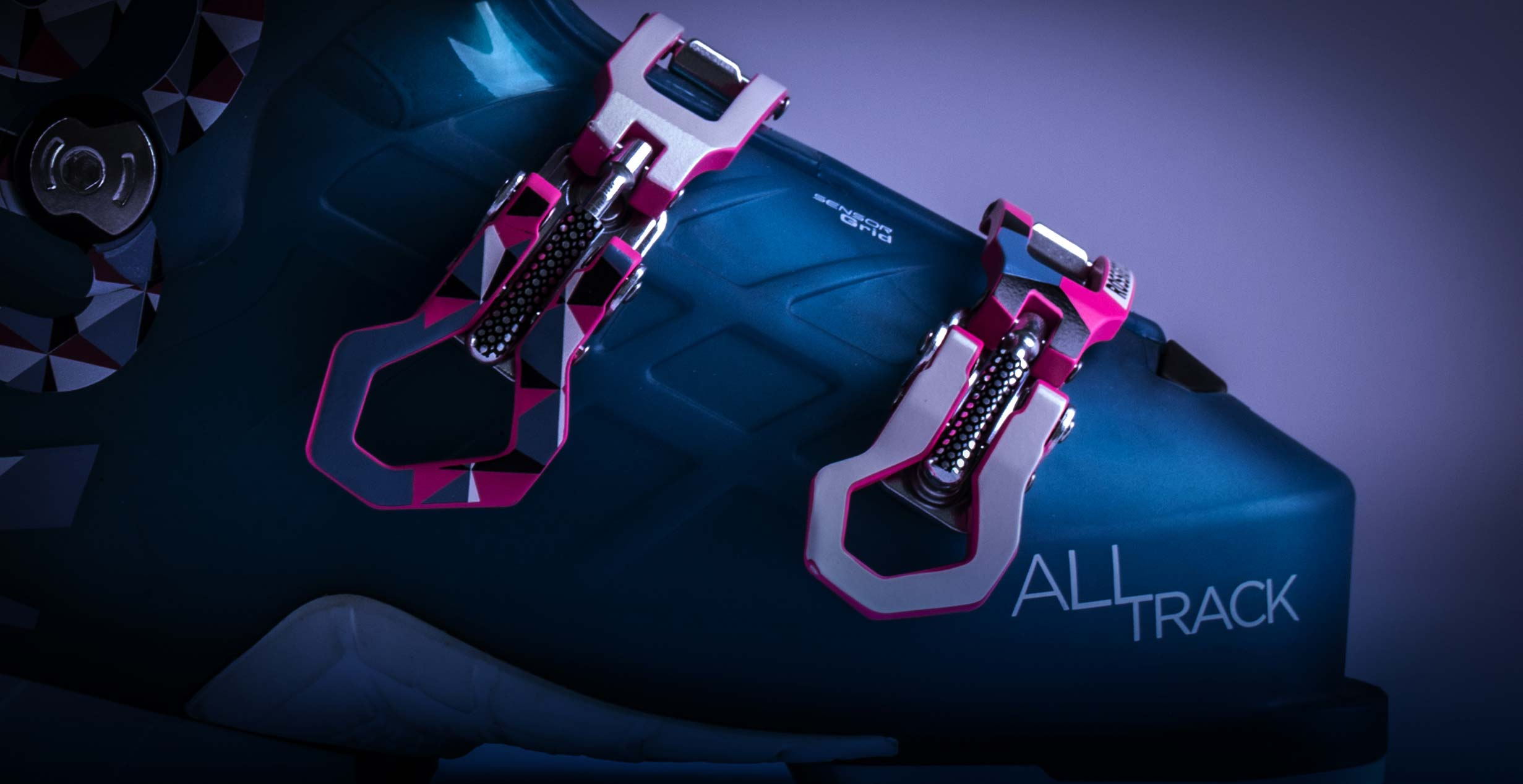 Sublimazione 3D - scarponi da sci