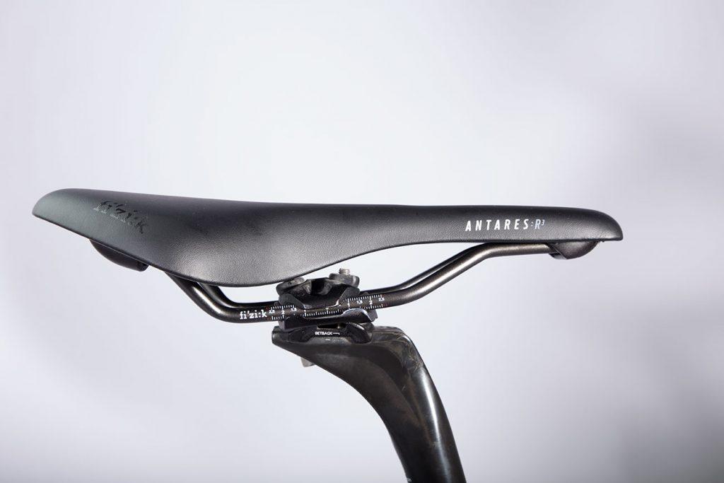 Fizik sella bici - tampografia
